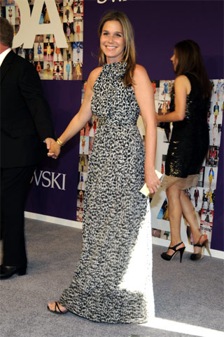 Aerin Lauder Zinterhofer in Michael Kors