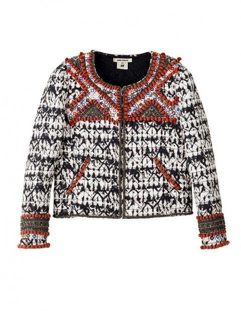 Isabel Marant for HM 12