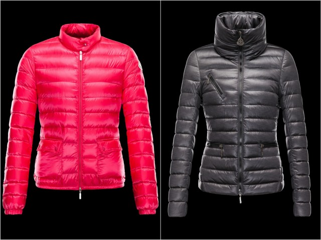 Moncler collage