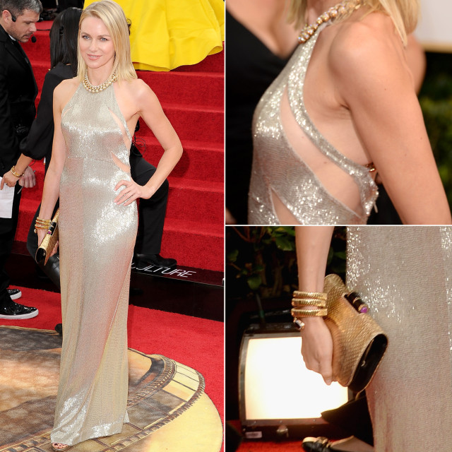 Golden Globes Naomi Watts