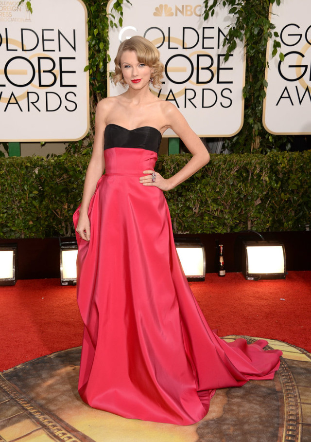 Golden Globes Taylor Swift
