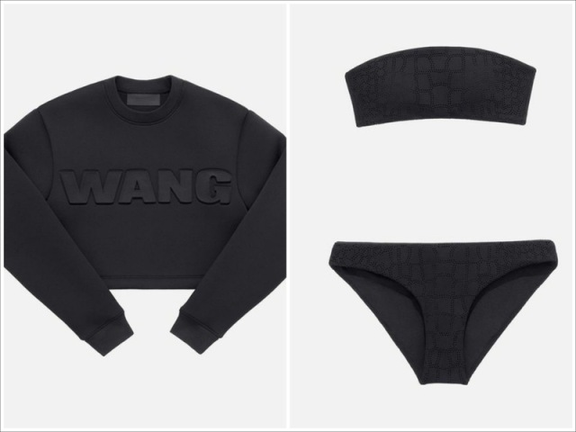 Alexander Wang x HM wish list 2