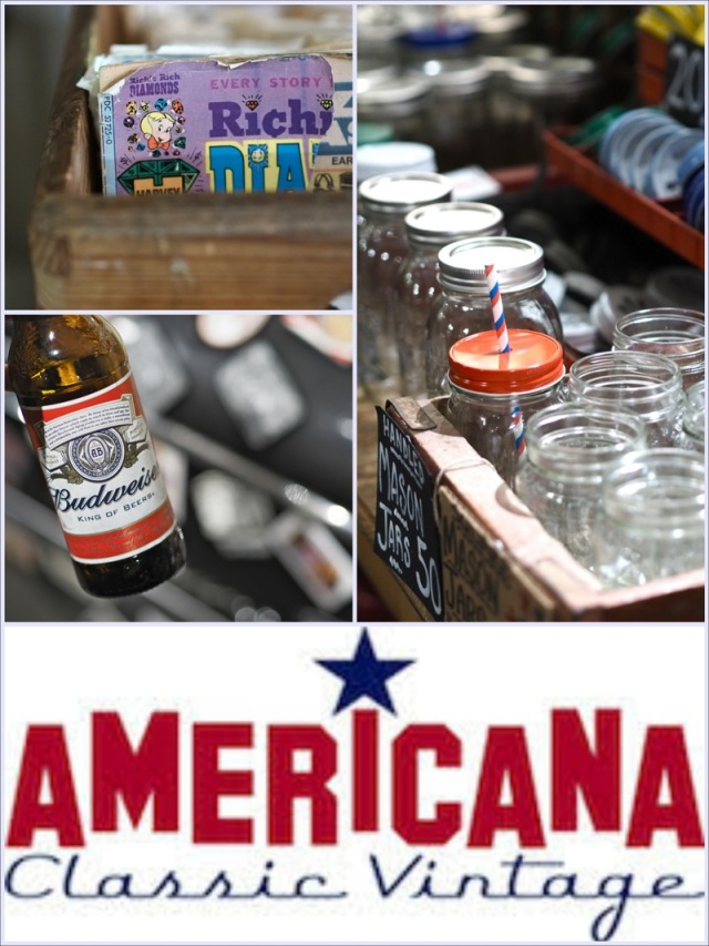Americana Classic Vintage press event 1