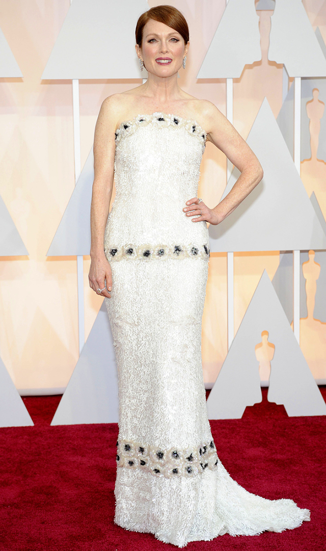 87th Academy Awards, Oscars, Arrivals, Los Angeles, America - 22 Feb 2015
