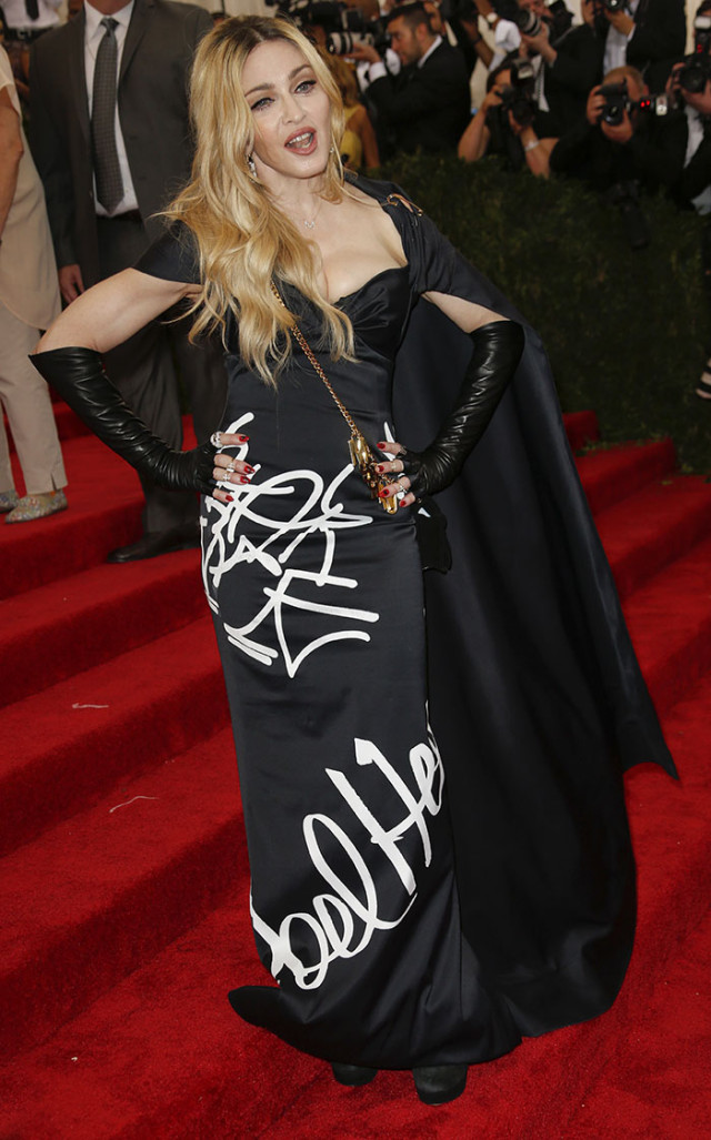 Costume Institute Benefit at The Metropolitan Museum of Art