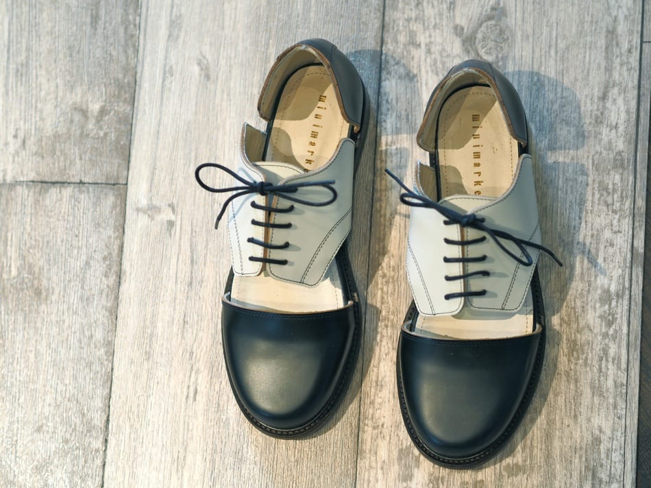 Minimarket shoes SS2016