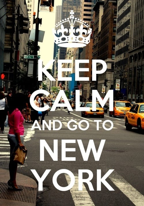 New York Keep Calm