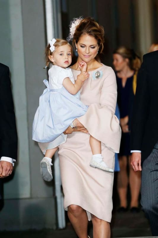 Prince Oscars christening, Royal Chapel, Royal Palace, Stockholm, 2016-05-27