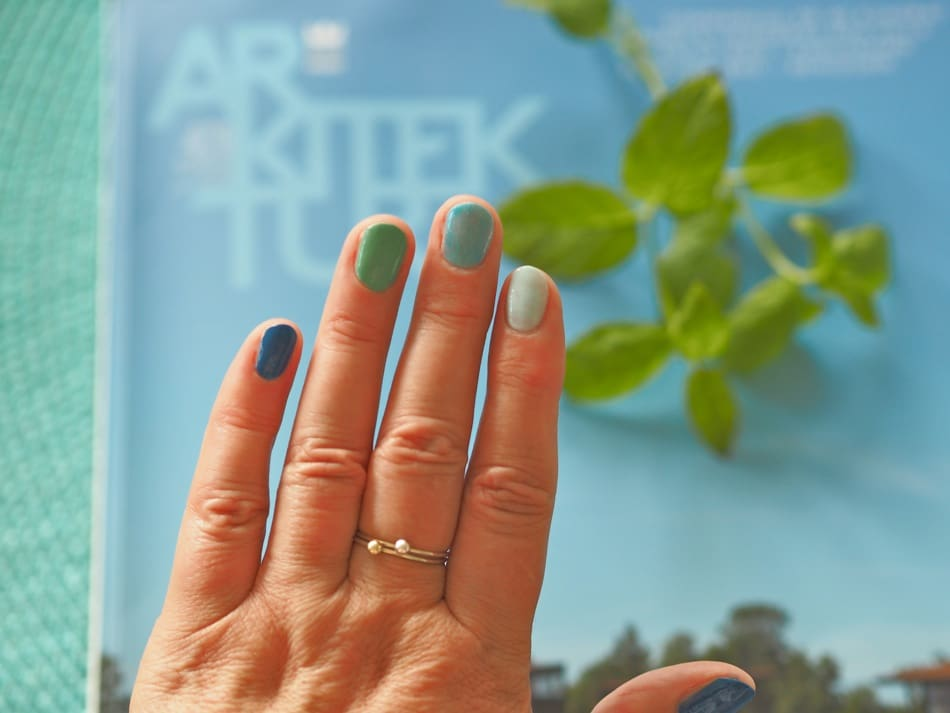 Summer Holiday Nails 2016