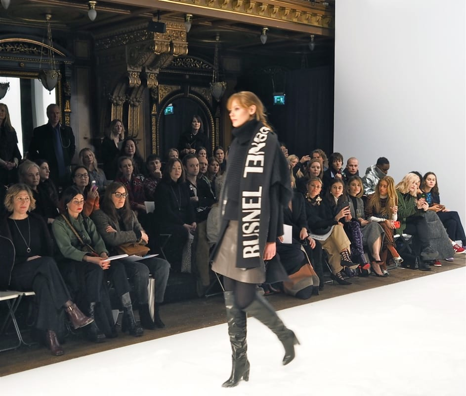 Fashion Week in Stockholm AW17